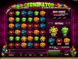 Automat do gier Germinator