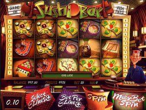 Automat do gier Sushi Bar